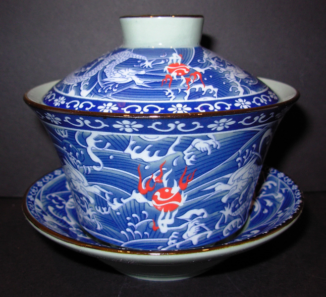 Blue Dragon Gaiwan