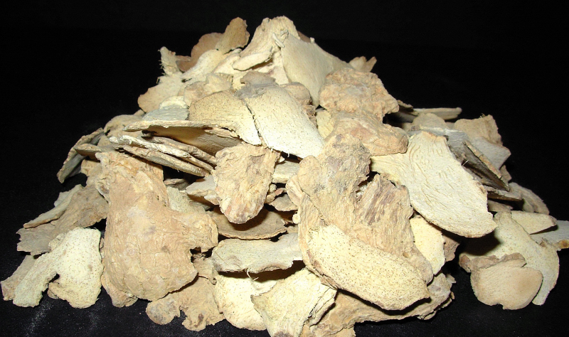 Gan Jiang - Dried Ginger Root