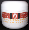 Double Orange Essential Oil Hand Balm