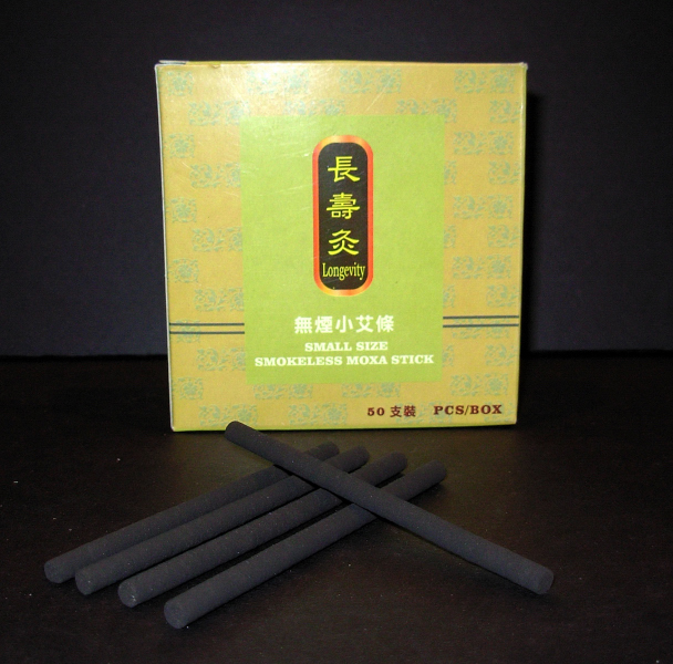 SMALL MOXA POLES (SMOKELESS)