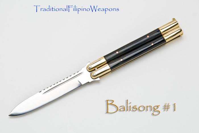 Balisong Knife Balisong Knife is Mistakenly