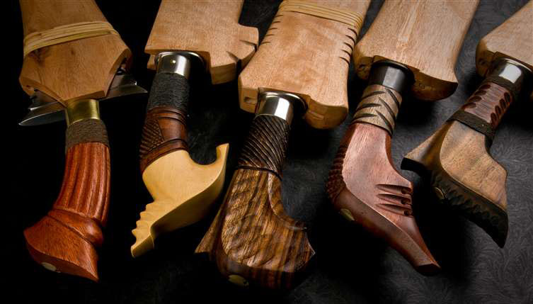 Traditional Filipino Weapons Swords Of The Philippines